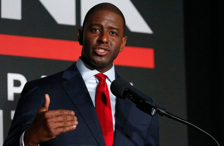 Florida Dem Andrew Gillum breaks silence, recalls 'lying in my own vomit' after wild night