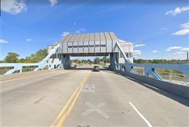 Michigan driver arrested after pulling 'Dukes of Hazzard' stunt over Detroit bridge