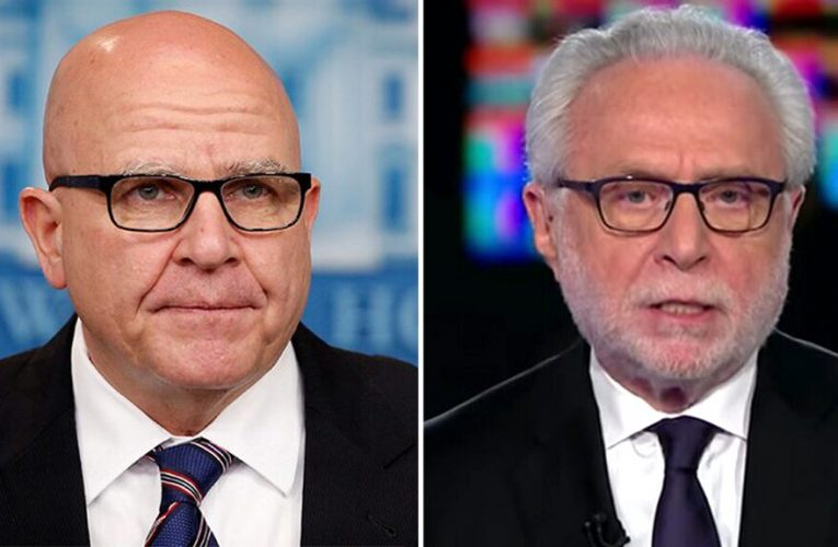 McMaster rejects CNN question on whether military would remove Trump if he doesn't concede