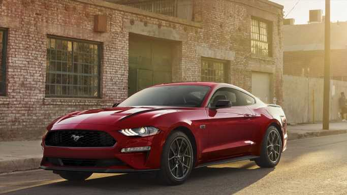 Ford Recalls 700,000 Vehicles for Rearview Camera Failures; Drops Price of Mustang Mach-E