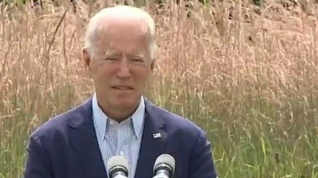 Biden calls Trump a 'climate arsonist' who 'won't take responsibility' for wildfires