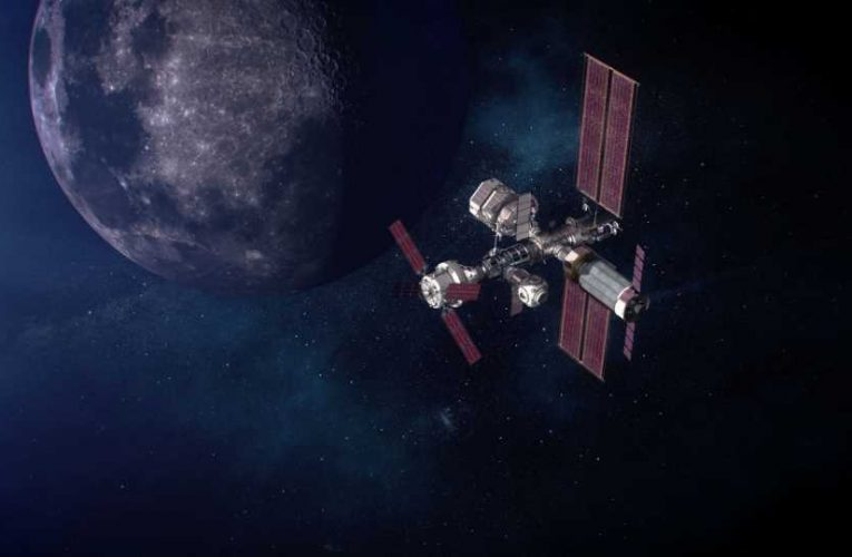Nasa is building floating space base that will orbit the Moon – and send astronauts to Mars