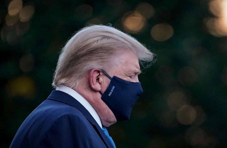 Trump's Doctors Raise Major New Questions About His COVID-19 Timeline; 'Very Concerning' Vitals, Source Says