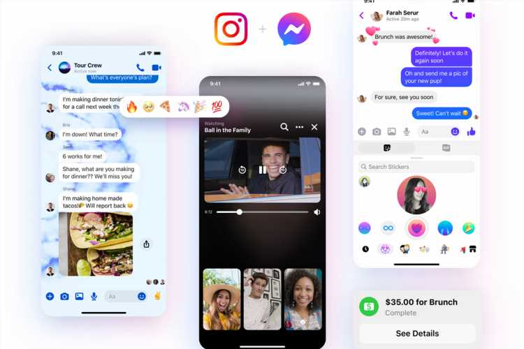 Why has my Facebook Messenger app gone purple? Shock change baffles fans