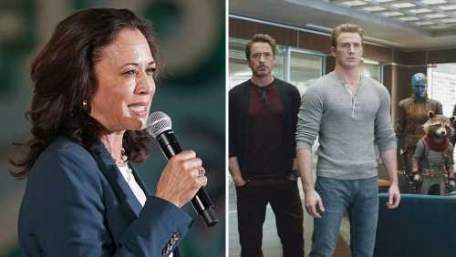 "Kamala Harris, 'Avengers' & Russo Brothers' Fundraiser Honors Chadwick Boseman; Slams Donald Trump: ""Fish Rots From The Head Down"""