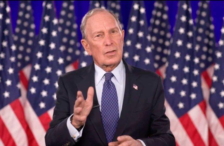 Michael Bloomberg held talks to take his media empire public