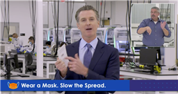California Coronavirus Update: Governor Gavin Newsom Unveils State's New $120M COVID-19 Testing Facility With Winter, Second Wave Of Pandemic Set To Hit