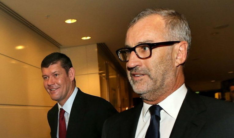 Crown's ex-chair Rankin faces ASIC referral over China arrests, Packer threat