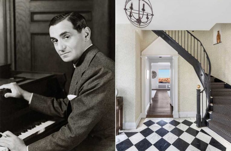 Irving Berlin's storied Manhattan penthouse sells for a song