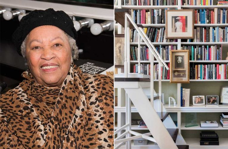 Toni Morrison's former NYC home lists for $4.75M