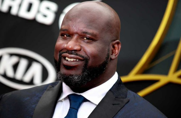 Shaquille O'Neal, MLK's son and ex-Disney execs team up for tech and media deals