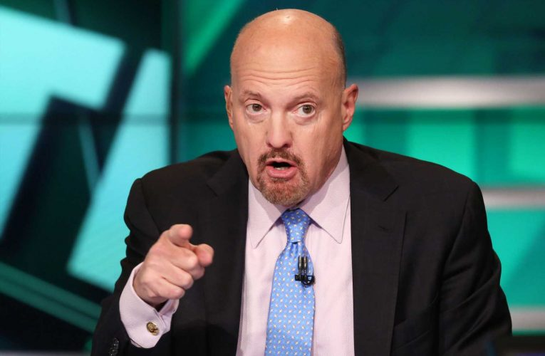 'Get long' — Cramer sees coronavirus trends driving stocks higher no matter who wins election