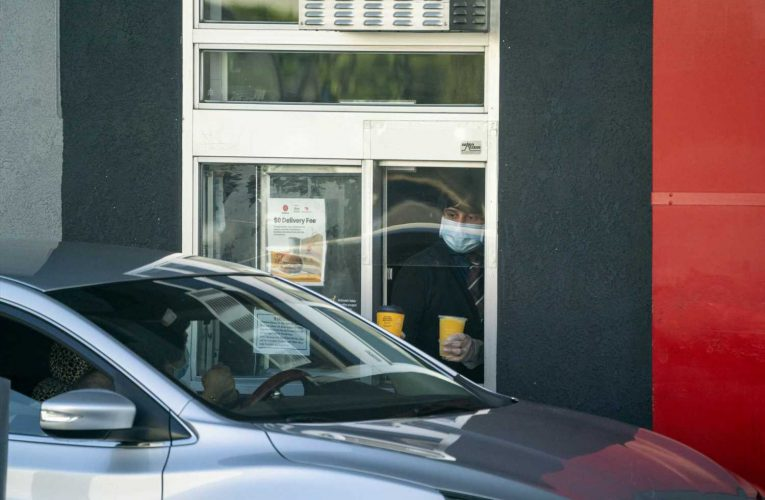 Drive-thru times slow by nearly 30 seconds as demand soars during pandemic, study finds