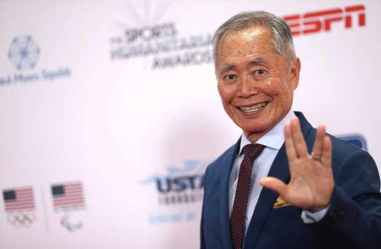 83-year-old George Takei: Why it's impossible for old people to give advice to their younger selves