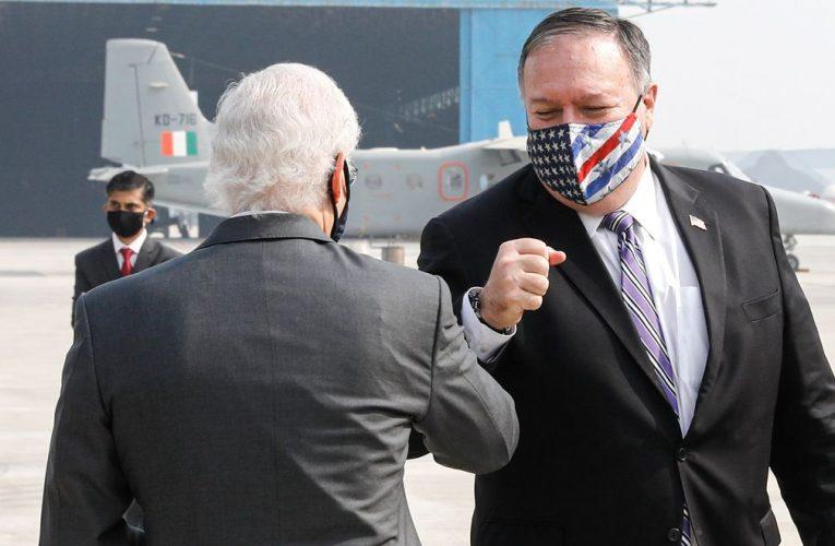 U.S., India Set to Sign Defense Pact Amid China Border Standoff