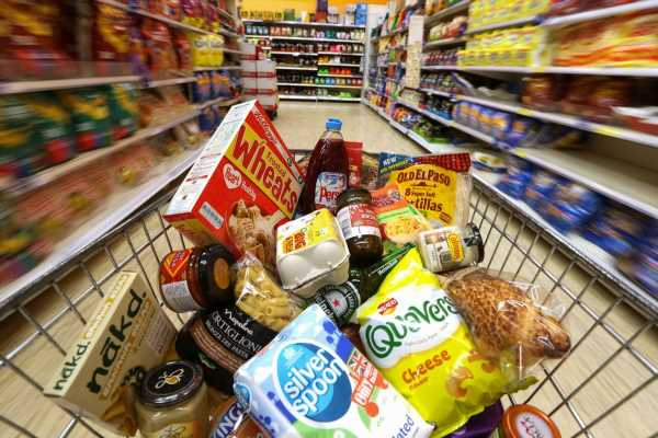 Brexit, Covid and Climate Colluding to Raise U.K. Food Prices