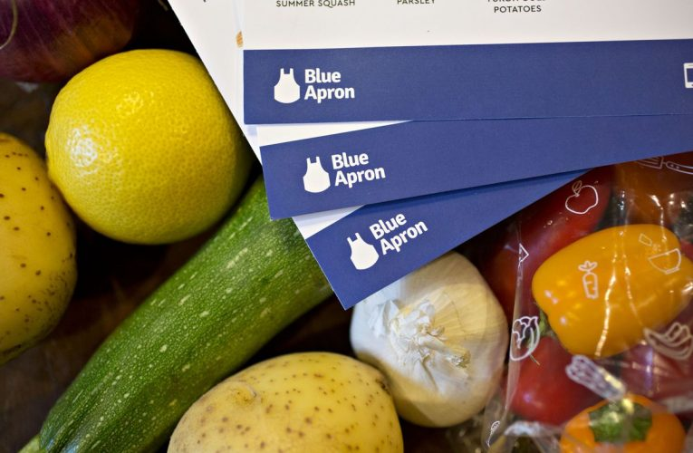 Blue Apron Plunges After Customers Flee Amid Delivery Failures