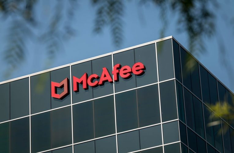 McAfee's IPO Raises $740 Million in Return to Public Market