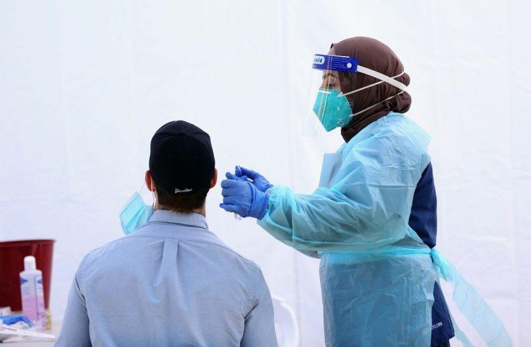 Australia's Virus Hotspot State Records Just One New Case