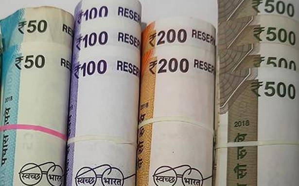 Rupee slips 7 paise to 73.42 against U.S. dollar in early trade