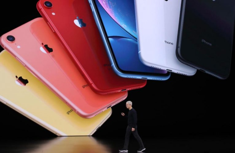 Watch: Apple unveils latest line-up of colorful iPads