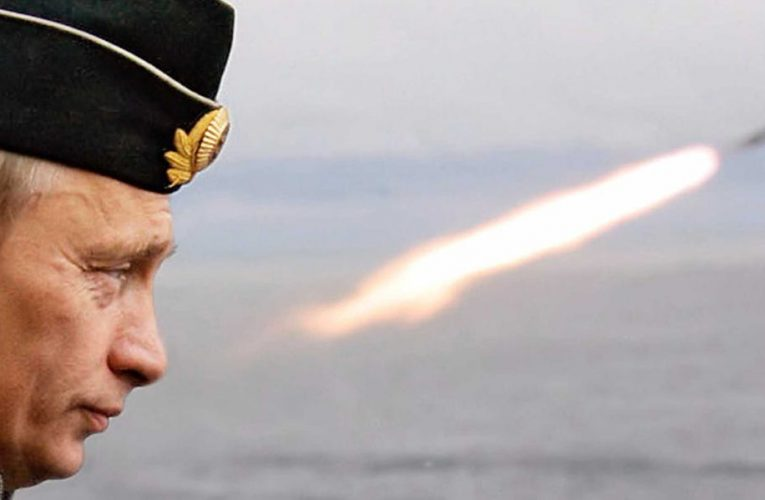 On Putin's birthday, Russia released a video offering a first look at its new hypersonic anti-ship missile being fired from a warship