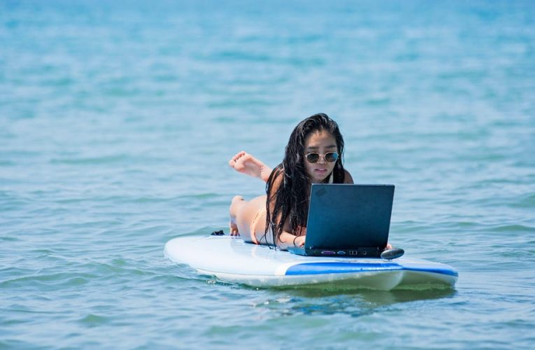 'Work from the beach every day if you get the job done': Meet the firms tearing up the hiring playbook as COVID-19 normalizes remote working