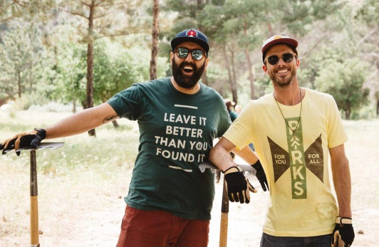 How Parks Project tapped into millennials' and Gen Z's social-consciousness and love of the outdoors with its national park swag and give back model