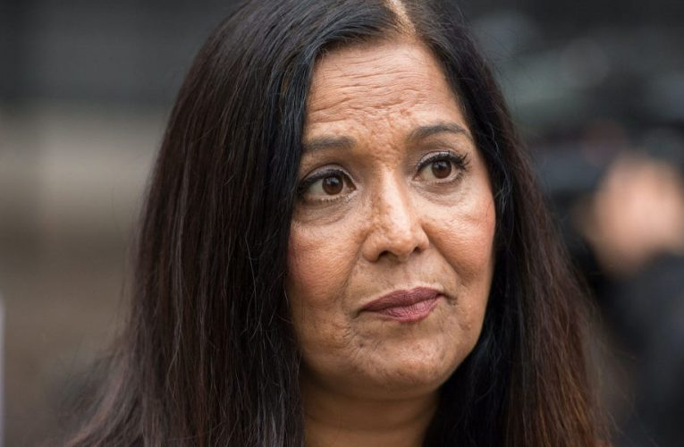 Labour MP Yasmin Qureshi has been admitted to hospital with pneumonia after testing positive for the coronavirus