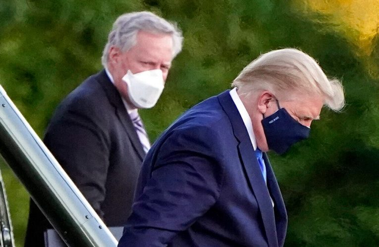 President Trump could return to WH 'as early as tomorrow' if conditions continue to improve, doctors say