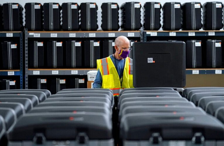 Wisconsin blocked from accepting mail-in ballots after Election Day