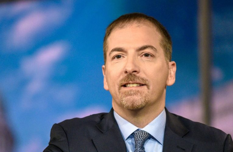 MSNBC's Chuck Todd trashed for suggesting Biden is taking COVID-19 'too seriously' on campaign trail