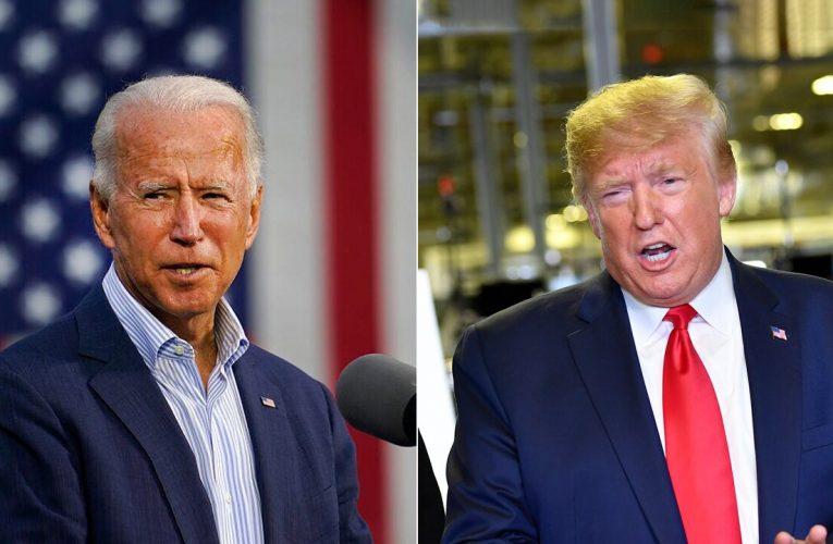 Election 4 days away: Trump, Biden blitz battleground states in final campaign sprint