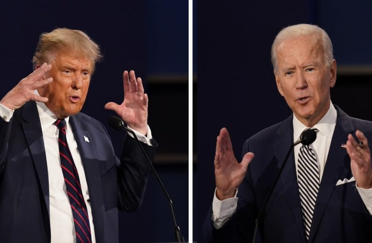 Biden camp ramps up canvassing after avoiding in-person outreach amid pandemic