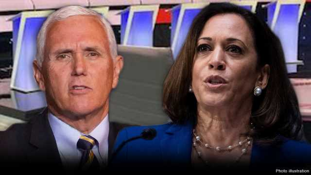 Harris aims to target Trump while Pence looks to paint contrasts in vice presidential debate