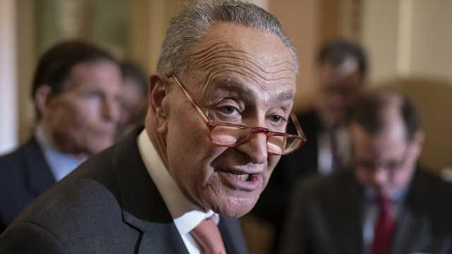 Schumer says Democrats won't give GOP quorum to advance Barrett nomination