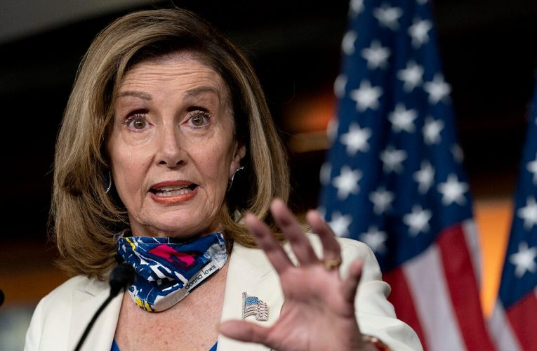 Pelosi says coronavirus relief agreement 'could happen' this week, accuses Republicans of moving goalposts