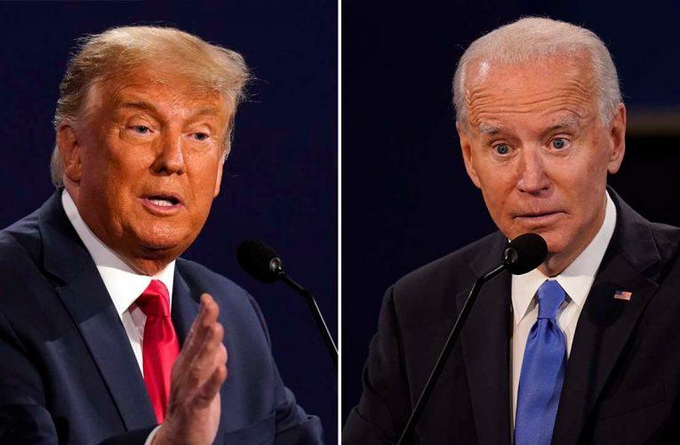 Biden nixes reciprocation in Trump's attacks on family: 'It's crass'