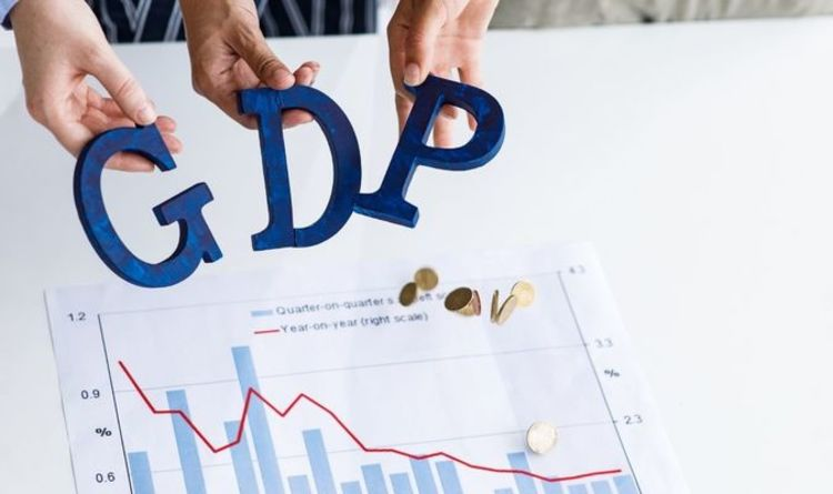 GDP: Savers to struggle 'with or without a vaccination programme' as recession fears grow