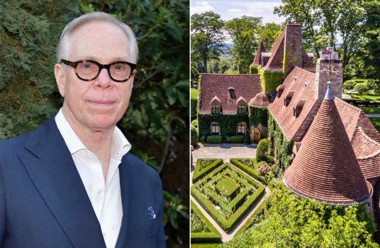 Tommy Hilfiger finds buyer for $47.5M mansion, moves to Palm Beach