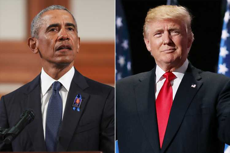 Obama Calls Trump's Baseless Claims of Voter Fraud a 'Dangerous Path' for Democracy