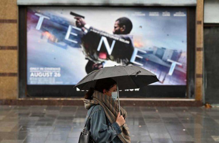 Director Christopher Nolan defends 'Tenet's' sluggish box office sales