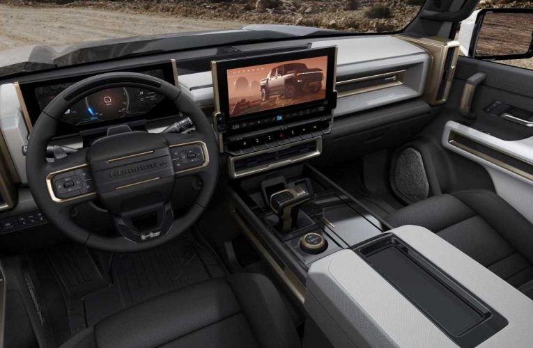 Automakers use virtual reality to cut the development time for vehicles like the Hummer EV