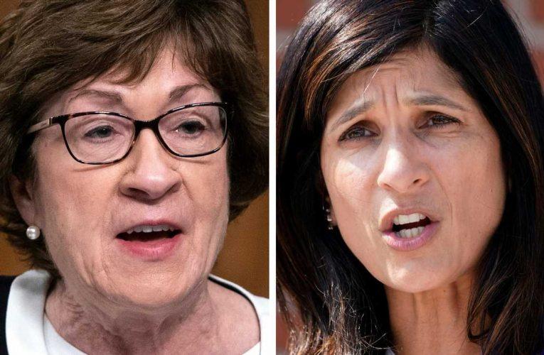 Susan Collins is apparent winner in Maine Senate race against Sara Gideon