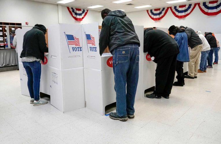 Stock futures rise slightly ahead of U.S. Election Day
