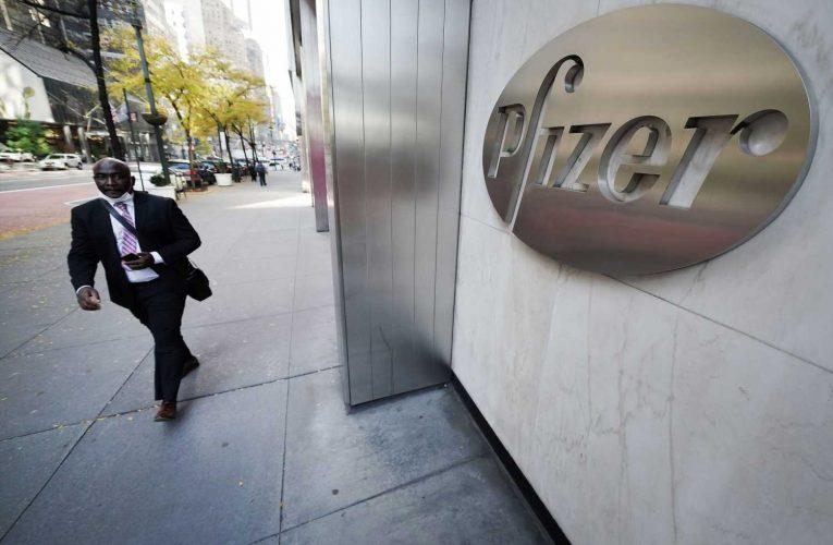 Stocks making the biggest moves in the premarket: Pfizer, Foot Locker, Hibbett Sports, Workday & more