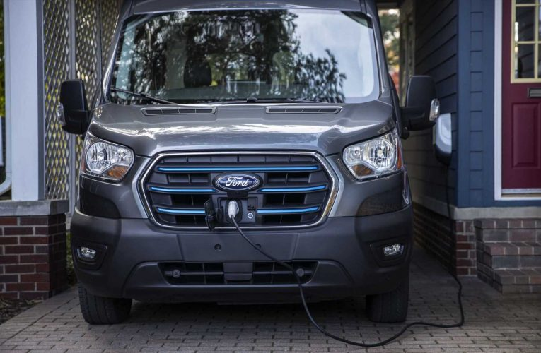 Ford CEO on launching electric work vans: 'This is a big deal for us'