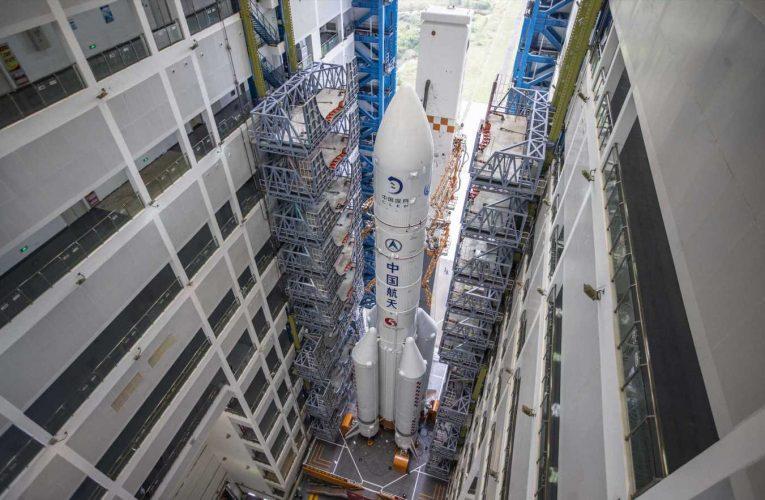 China to launch moon probe, seeking first lunar rock retrieval since 1970s