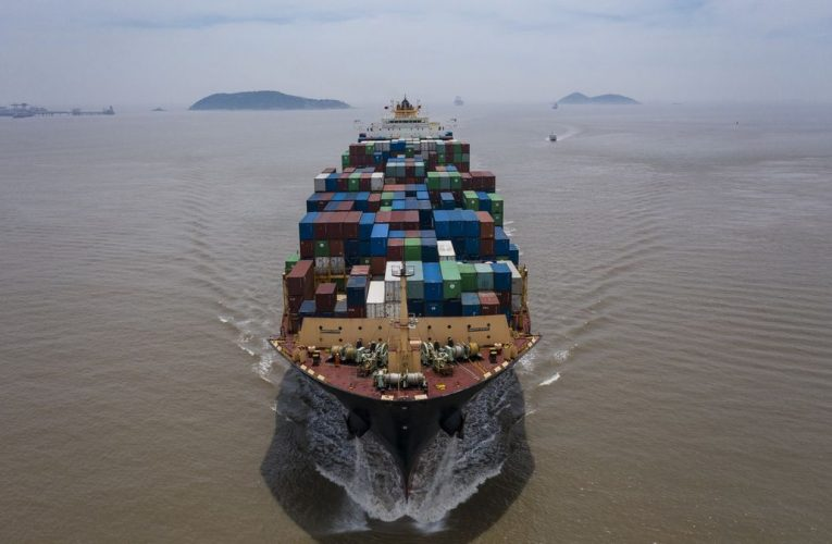 China's Commodities Imports Decline as Seasonal Slump Weighs