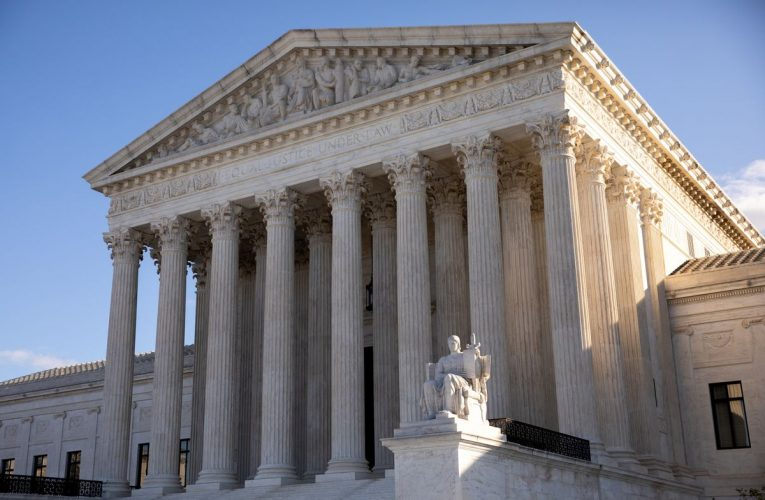 Supreme Court Rejects Elderly Texas Inmates on Covid Steps